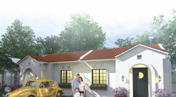 Perumahan Kota Baru Keandra Cirebon