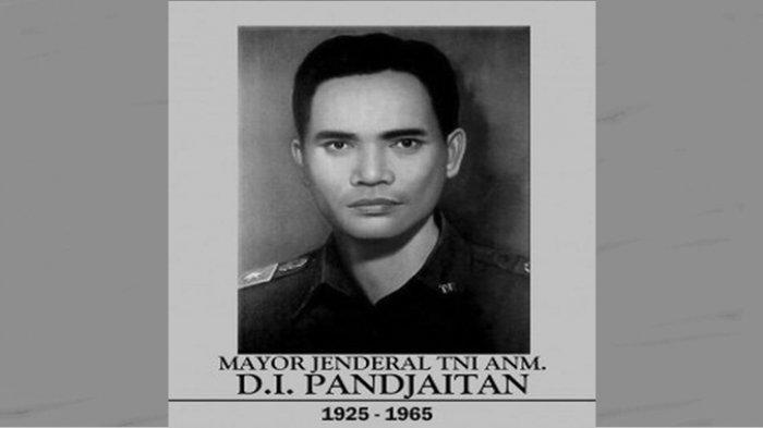 Mayjen TNI Anumerta Donald Isaac Pandjaitan – Pahlawan Revolusi