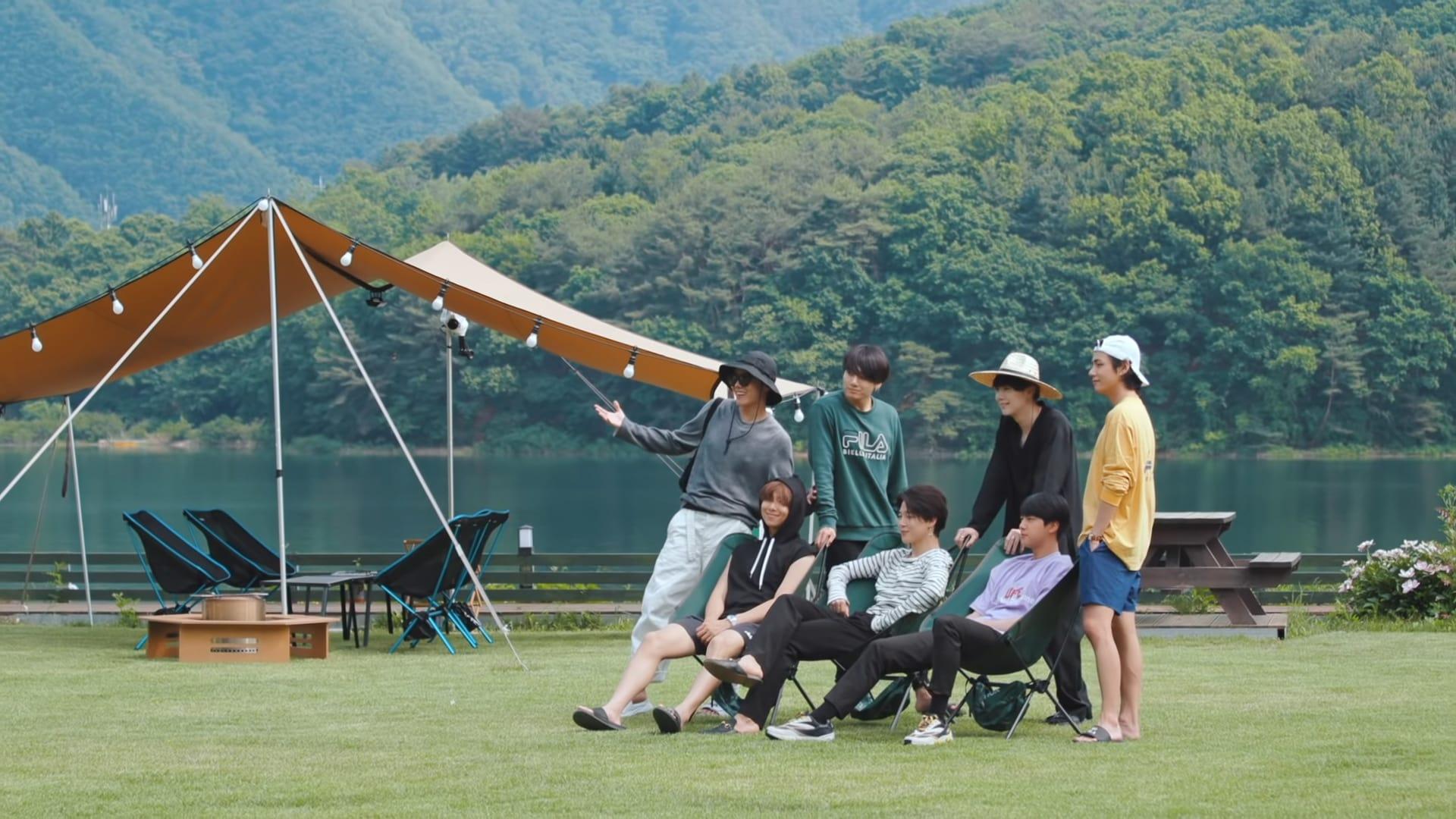 BTS 'In the Soop' ver. Episode 4 – Episode 4 (Part 2 )