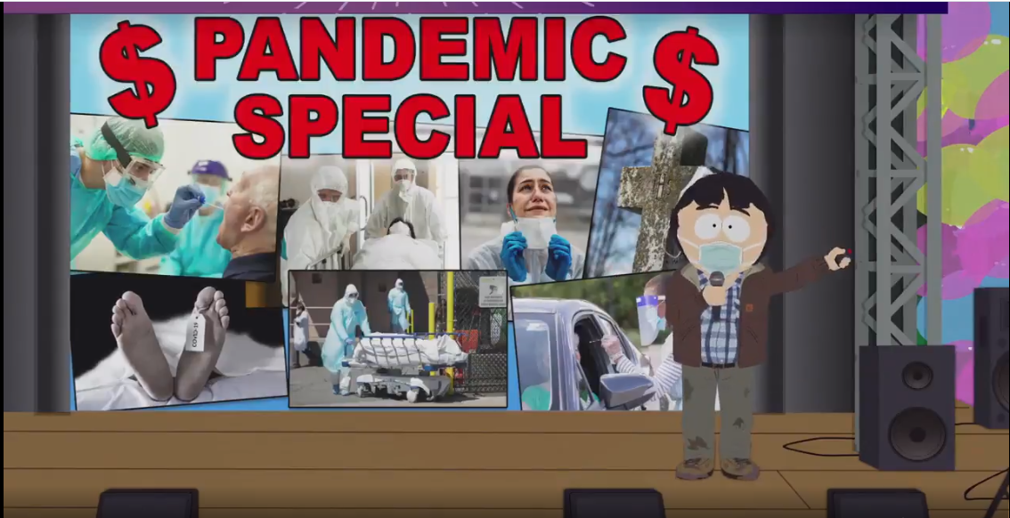 The Pandemic Special – South Park Season 24 Episode 1