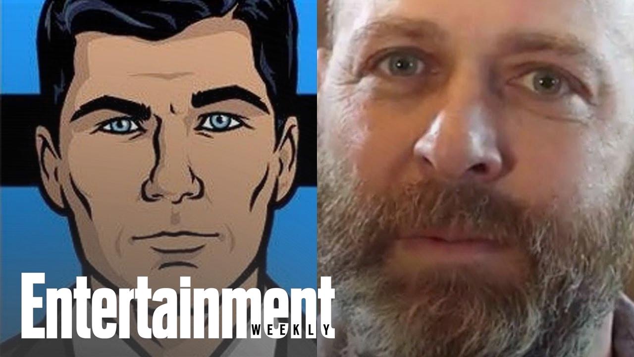 Archer: H. Jon Benjamin Recaps The Show In 30 Seconds