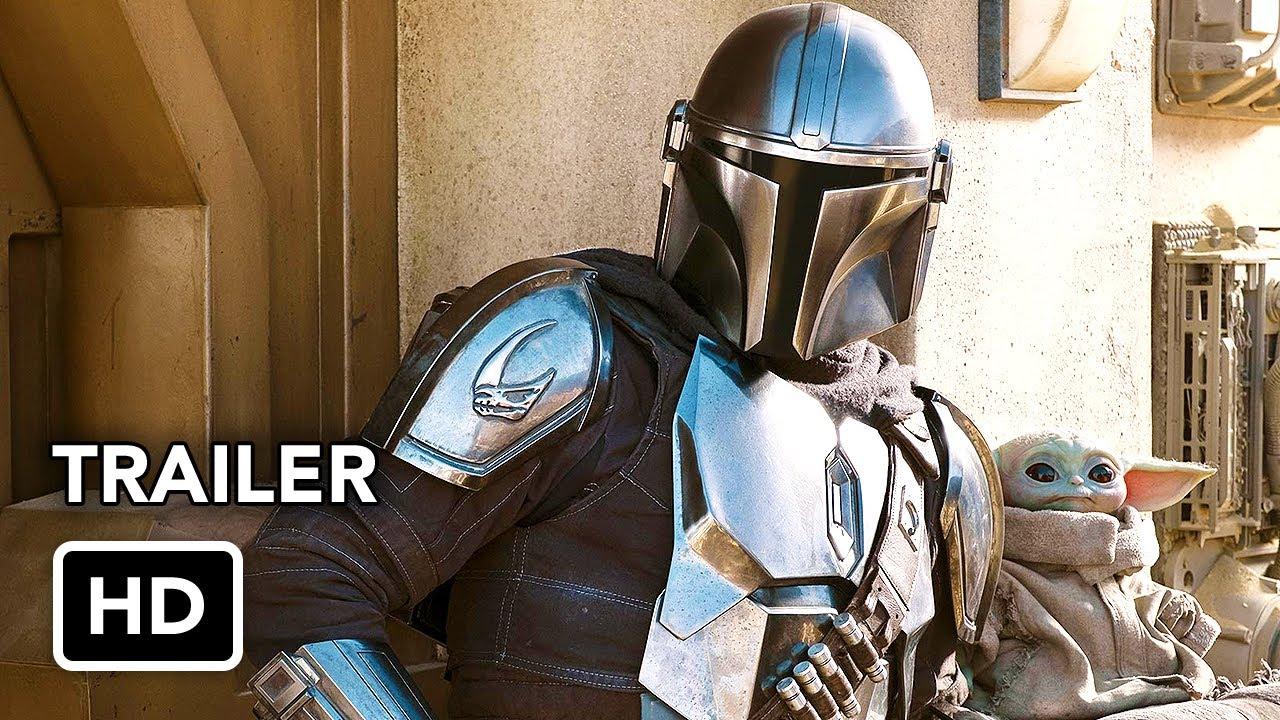 The Mandalorian Season 2 Trailer on Disney+