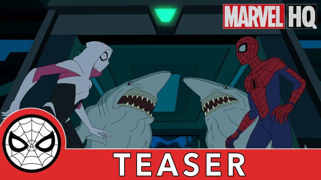 """Marvel's Spider-Man: Maximum Venom – """"Generations Pt. 1"""""""
