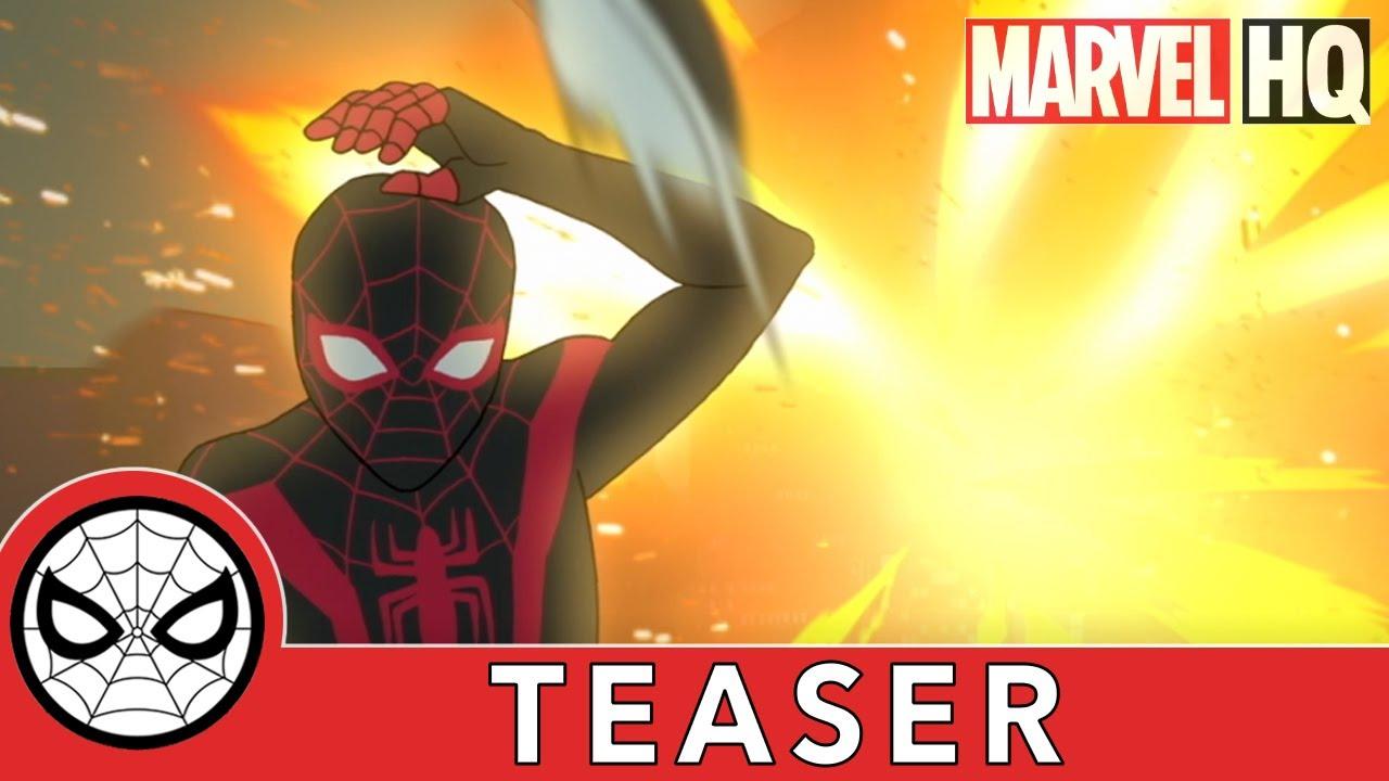"""Marvel's Spider-Man: Maximum Venom – """"Generations Pt. 2"""""""