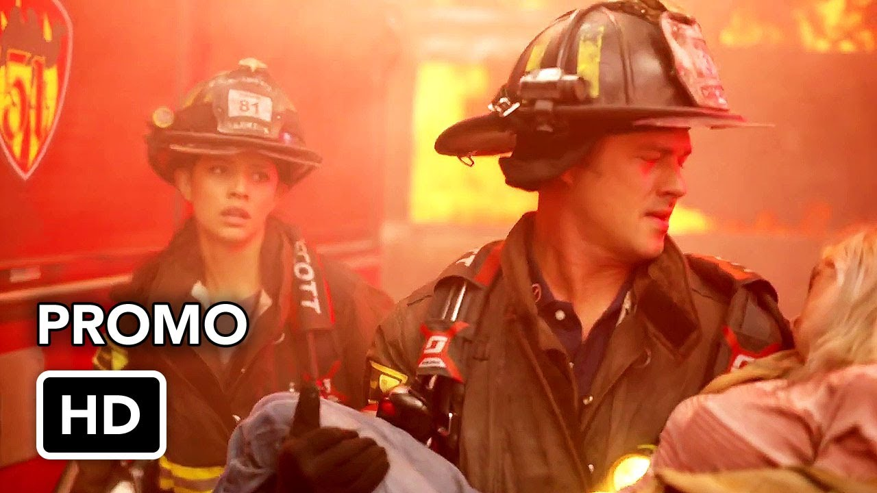 """Chicago Wednesday """"One Family"""" (HD) Chicago Fire, PD, Med"""