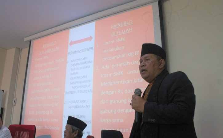 Breaking News: Hati-hati! Aliran Islam Bai'at Selatan Jawa Barat